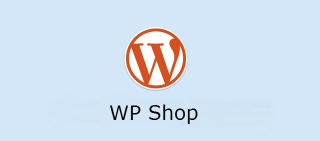 плагин wp shop