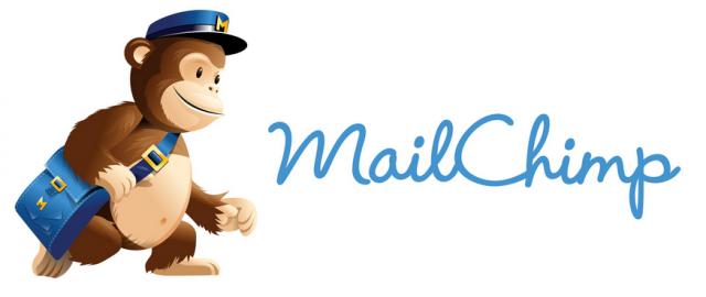 логотип MailChimp
