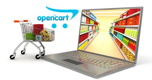 добавление товара в opencart