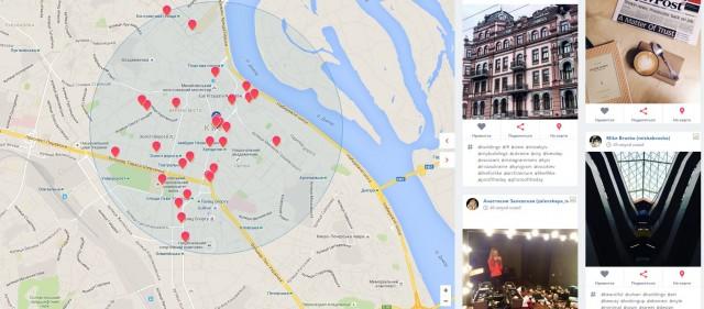 сервис для поиска фото yomapic
