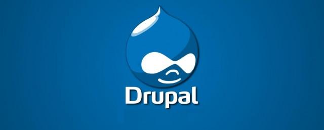 как установить drupal