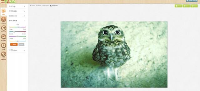 редактор изображений PhotoCat