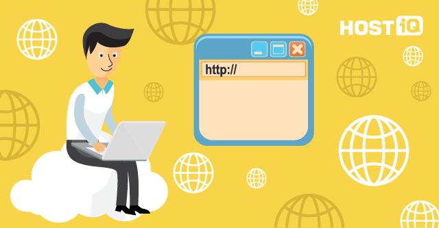 выбрать домен для сайта