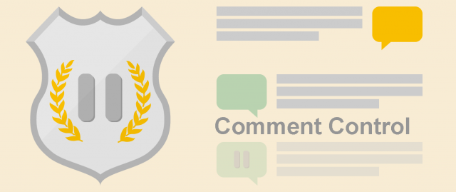 comment control wordpress