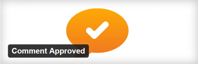 Comment Approved wordpress