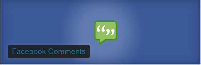 Facebook Comments wordpress