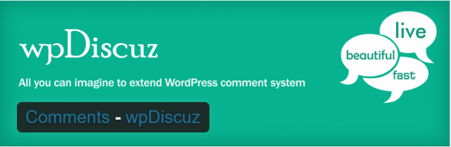 wpDiscuz wordpress