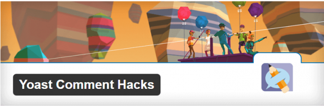 Yoast Comment Hacks wordpress