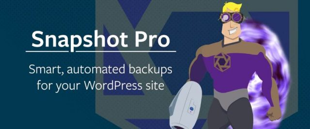 Snapshot Pro для WordPress
