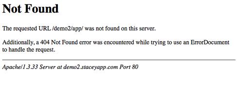 страница not found