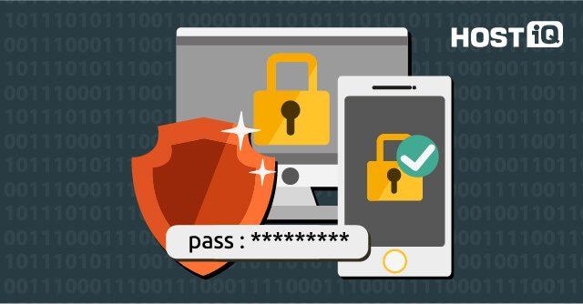 как правильно создать пароль