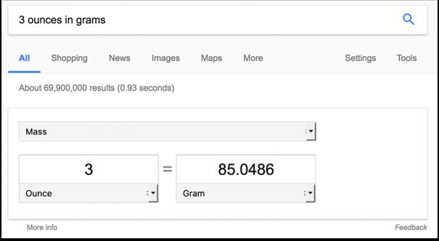 Секция вопросов-ответов в Google