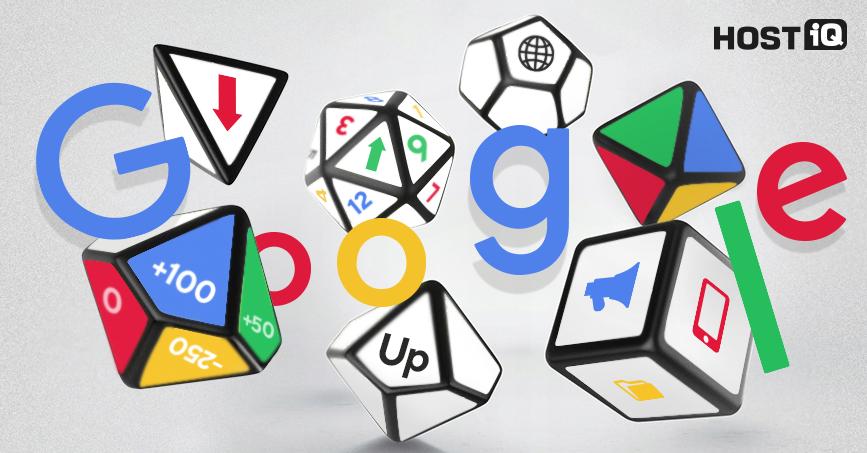 Как Google ранжирует сайты