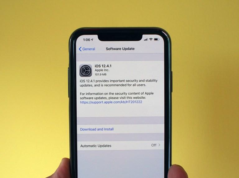 Компания Apple закрыла уязвимость, которую создала сама