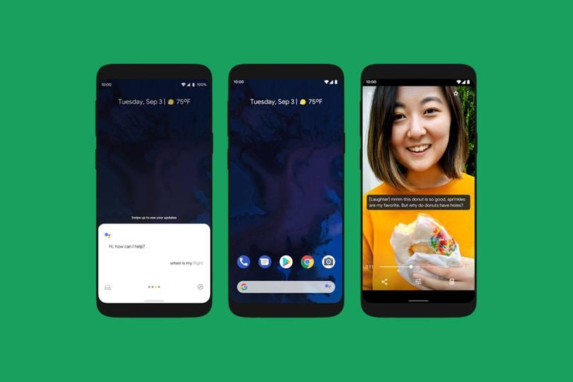 Google выпустила Android 10