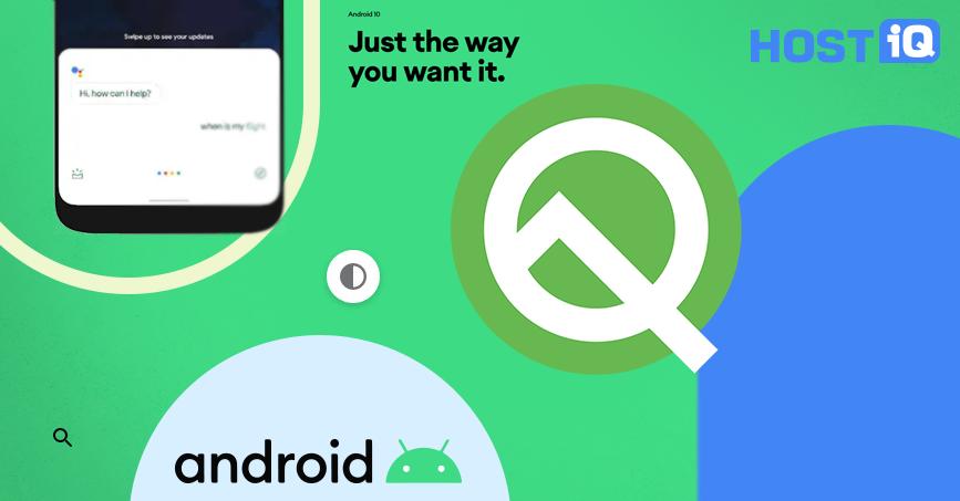 Google выпустил Android 10, клавиатура для шоппинга в Viber в Украине