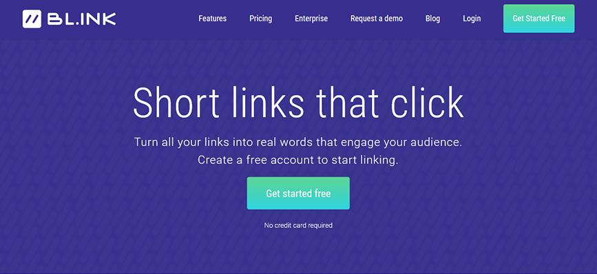 Как быстро сократить ссылку: bl.ink