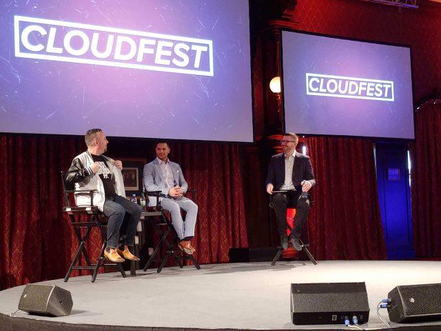 Доклады на Cloudfest 2019