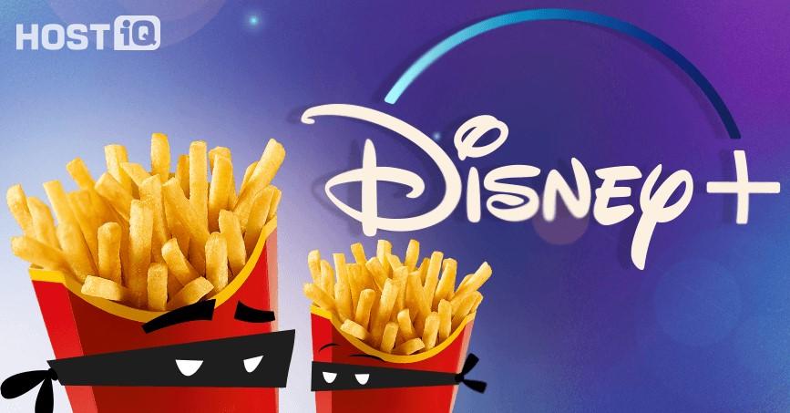 Нескучное IT: как хакеры подставили McDonald's, новый фильтр друзей в Facebook, запустили онлайн-кинотеатр Disney+