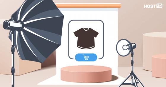 как фотографировать одежду для интернет-магазинов
