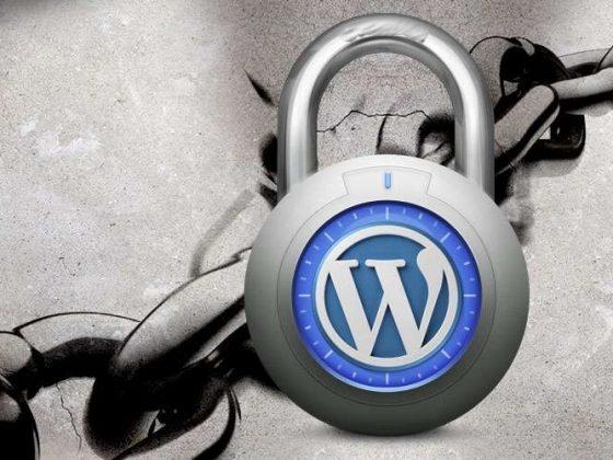 як захистити сайт на wordpress