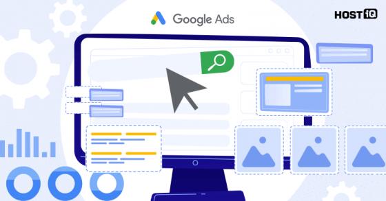 Типы рекламных кампаний в Google Ads