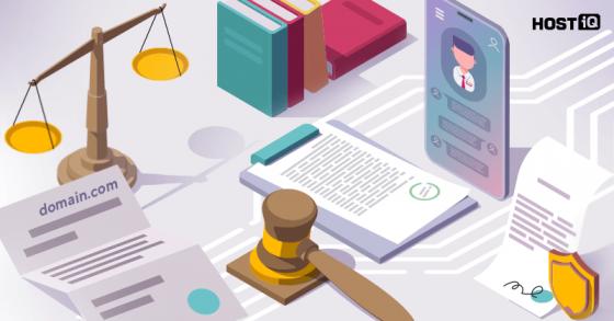 Защита доменного имени в арбитраже
