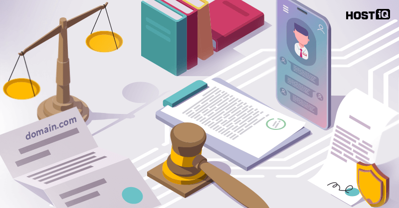 Защита домена с помощью арбитража