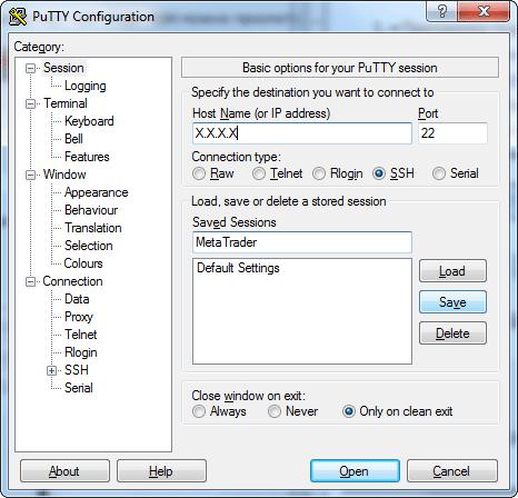 Как установить Metatrader 4 на VPS с ОС Linux — HOSTiQ Wiki