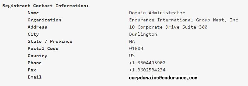 Как узнать владельца домена